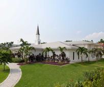 Kinshasa DRC Temple